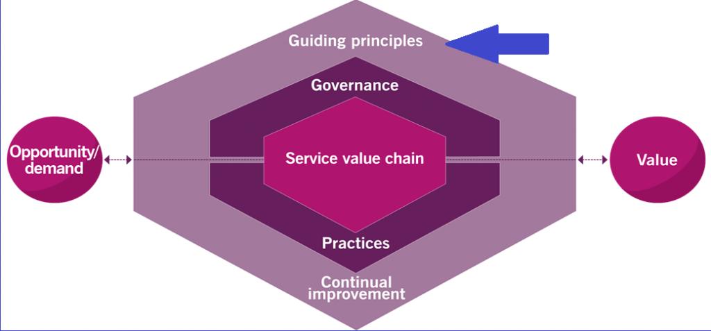 ITIL 7 Guiding Principles